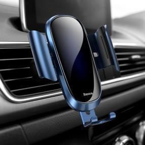 Suport auto BASEUS cu prindere grila ventilatie Future Gravity Car Mount - Blue
