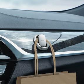 Suport auto multifunctional BASEUS Beetle Vehicle Hook Dark Silver