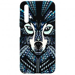 Husa Huawei Nova 5T LUXO TPU - Tribal Wolf