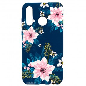 Husa Huawei P30 Lite LUXO TPU - Summer Flowers