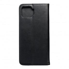 Husa tip carte Oppo A73 Magnet Book tip carte cu magnet, piele ecologica - negru