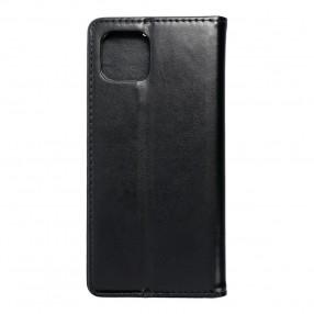 Husa Oppo Reno 4Z Magnet Book tip carte cu magnet, piele ecologica - negru