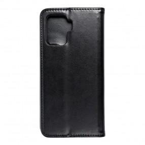 Husa Oppo Reno 5 Lite, Magnet Book tip carte cu magnet, piele ecologica - negru