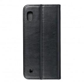 Husa Samsung Galaxy A10 Magnet Book tip carte  cu magnet, piele ecologica - negru