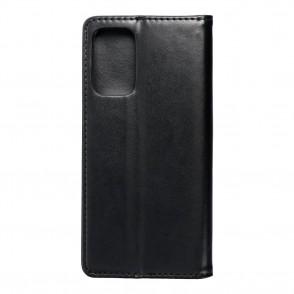 Husa Samsung Galaxy A72 Magnet Book tip carte cu magnet, piele ecologica - negru