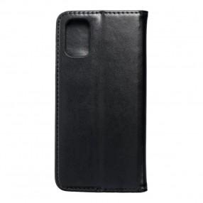Husa Samsung Galaxy M31s Magnet Book tip carte cu magnet, piele ecologica - negru