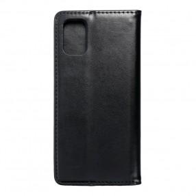 Husa Samsung Galaxy M51 Magnet Book tip carte  cu magnet, piele ecologica - negru