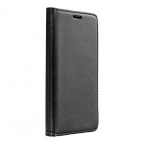Husa Samsung Galaxy S20 FE Magnet Book tip carte cu magnet, piele ecologica - negru