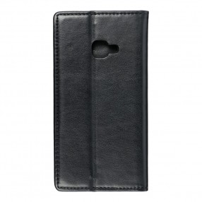Husa Samsung Galaxy Xcover 4 Magnet Book tip carte  cu magnet, piele ecologica - negru