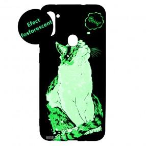 Husa Samsung Galaxy A11 LUXO TPU - Cat & Fish