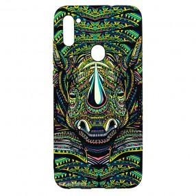 Husa Samsung Galaxy A11 LUXO TPU - Tribal Rhino