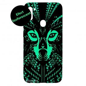 Husa Samsung Galaxy A11 LUXO TPU - Tribal Wolf