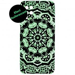 Husa Samsung Galaxy A12 LUXO TPU - Candy Mandala