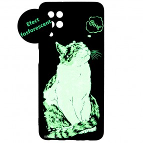 Husa Samsung Galaxy A12 LUXO TPU - Cat & Fish