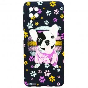 Husa Samsung Galaxy A12 LUXO TPU - Happy Paws