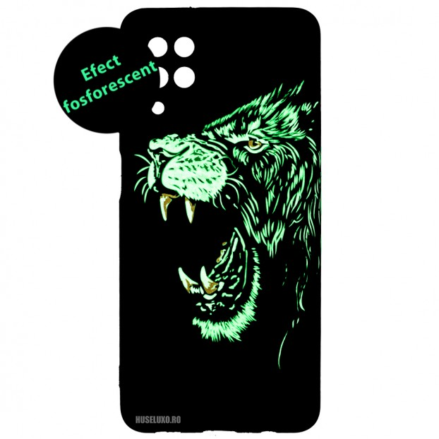 Husa Samsung Galaxy A12 LUXO TPU - King Lion