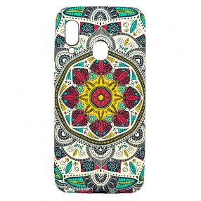 Husa Samsung Galaxy A20e LUXO TPU - Love Mandala