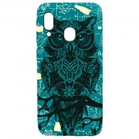 Husa Samsung Galaxy A20e LUXO TPU - Math Owl