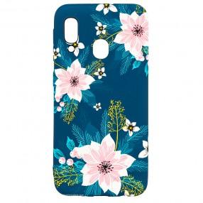 Husa Samsung Galaxy A20e LUXO TPU - Summer Flowers