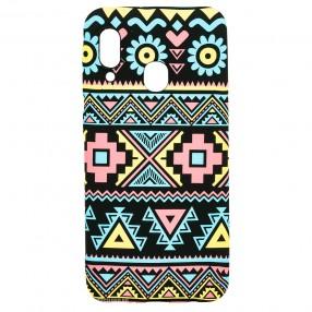 Husa Samsung Galaxy A20e LUXO TPU - Traditional Pattern