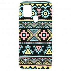 Husa Samsung Galaxy A21s LUXO TPU - Traditional Pattern