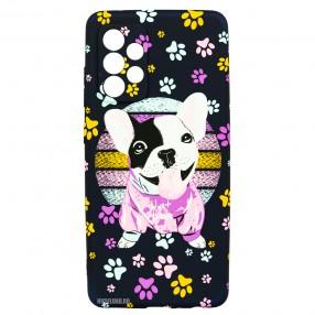 Husa Samsung Galaxy A32 4G LUXO TPU - Happy Paws