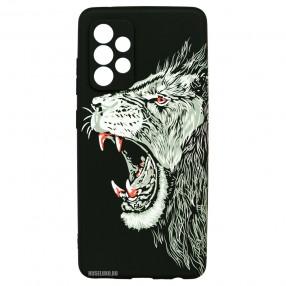Husa Samsung Galaxy A32 4G LUXO TPU - King Lion
