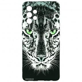 Husa Samsung Galaxy A32 4G LUXO TPU - Black Leopard