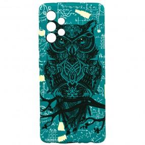 Husa Samsung Galaxy A32 4G LUXO TPU - Math Owl