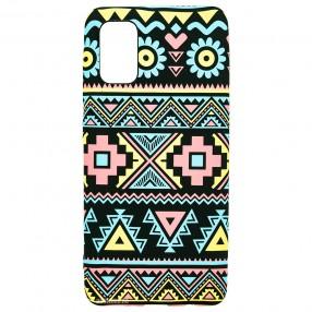 Husa Samsung Galaxy A41 LUXO TPU - Traditional Pattern