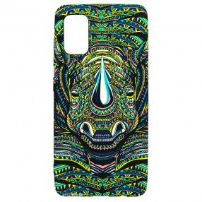 Husa Samsung Galaxy A41 LUXO TPU - Tribal Rhino