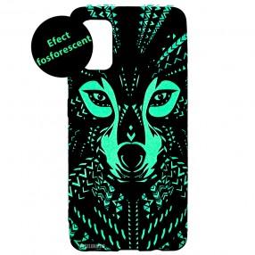 Husa Samsung Galaxy A41 LUXO TPU - Tribal Wolf