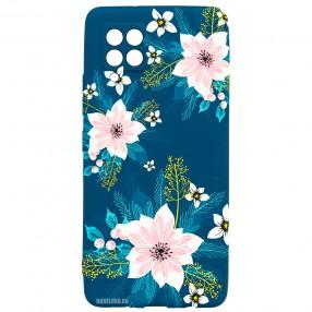 Husa Samsung Galaxy A42 5G LUXO TPU - Summer Flowers