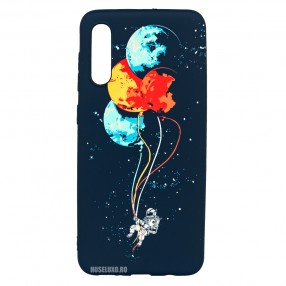 Husa Samsung Galaxy A50 LUXO TPU - Balloons or Planets