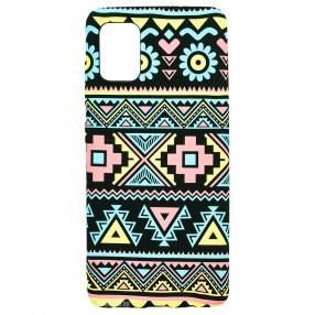 Husa Samsung Galaxy A51 LUXO TPU - Traditional Pattern
