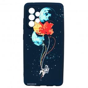 Husa Samsung Galaxy A52 LUXO TPU - Balloons or Planets