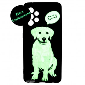 Husa Samsung Galaxy A52 LUXO TPU - Dog & Bone