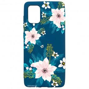 Husa Samsung Galaxy A71 LUXO TPU - Summer Flowers
