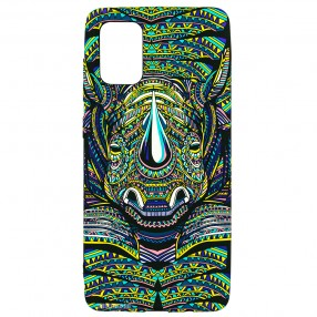 Husa Samsung Galaxy A71 LUXO TPU - Tribal Rhino