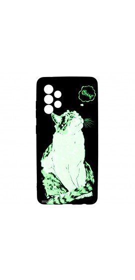 Husa Samsung Galaxy A72 LUXO TPU - Cat & Fish
