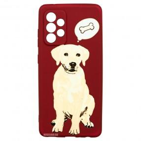 Husa Samsung Galaxy A72 LUXO TPU - Dog & Bone