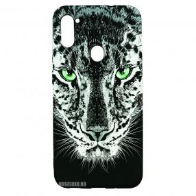 Husa Samsung Galaxy M11 LUXO TPU - Black Leopard