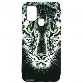Husa Samsung Galaxy M21 LUXO TPU - Black Leopard