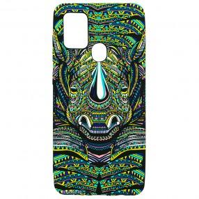 Husa Samsung Galaxy M21 LUXO TPU - Tribal Rhino