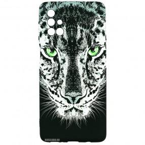 Husa Samsung Galaxy M31s LUXO TPU - Black Leopard