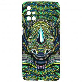 Husa Samsung Galaxy M31s LUXO TPU - Tribal Rhino