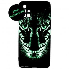 Husa Samsung Galaxy M51 LUXO TPU - Black Leopard