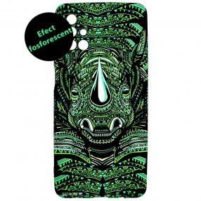 Husa Samsung Galaxy M51 LUXO TPU - Tribal Rhino
