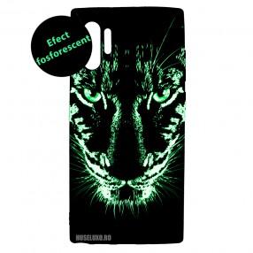 Husa Samsung Galaxy Note 10+ Plus LUXO TPU - Black Leopard
