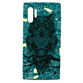 Husa Samsung Galaxy Note 10+ Plus LUXO TPU - Math Owl